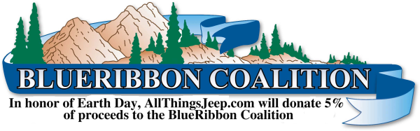 Earth Day _ All Things Jeep and BlueRibbon Coalition