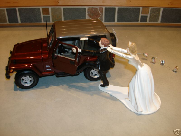 wedding cake topper with truck jeep cakes jeep cake toppers 26664