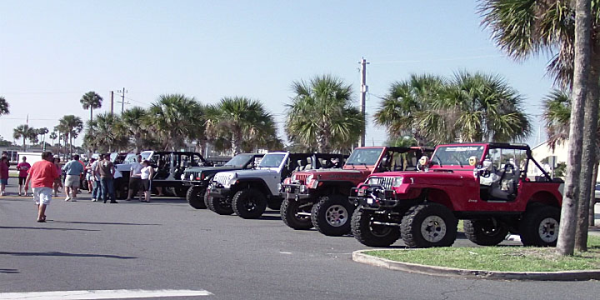 jeep club photo from Go Topless Day