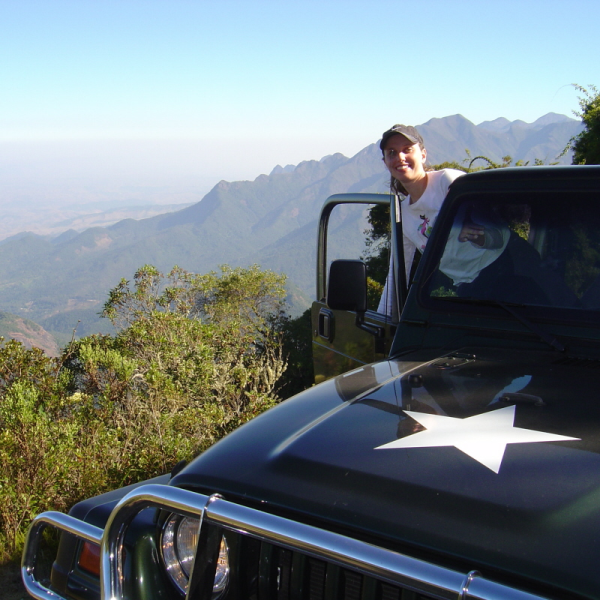 For A Peek At Jeffersonu0027s Jeep In San Paulo, Brazil, And His New Son, Click  The Photo Below And Youu0027ll Be Taken To Our All Things Jeep Photo Album.