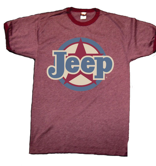 Marvelous New Jeep Little Girls Pink Tee: (Just $6 With Coupon Code)