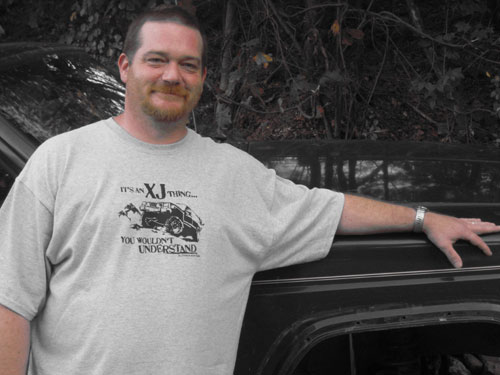 It's an XJ Thing Jeep Cherokee T-Shirt