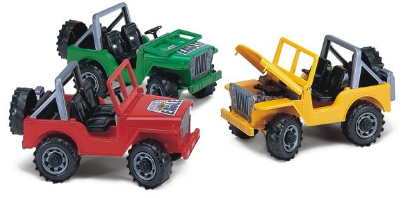 Toy Jeeps