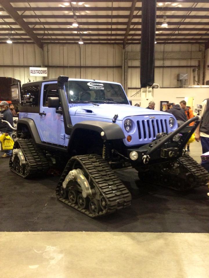 tank jeep
