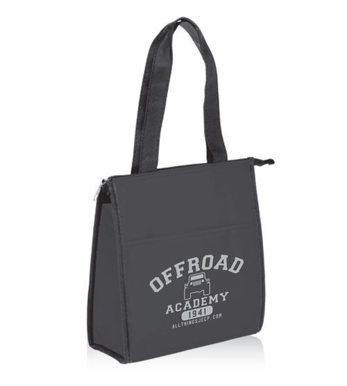 offroad academy lunch bag by all things jeep 2